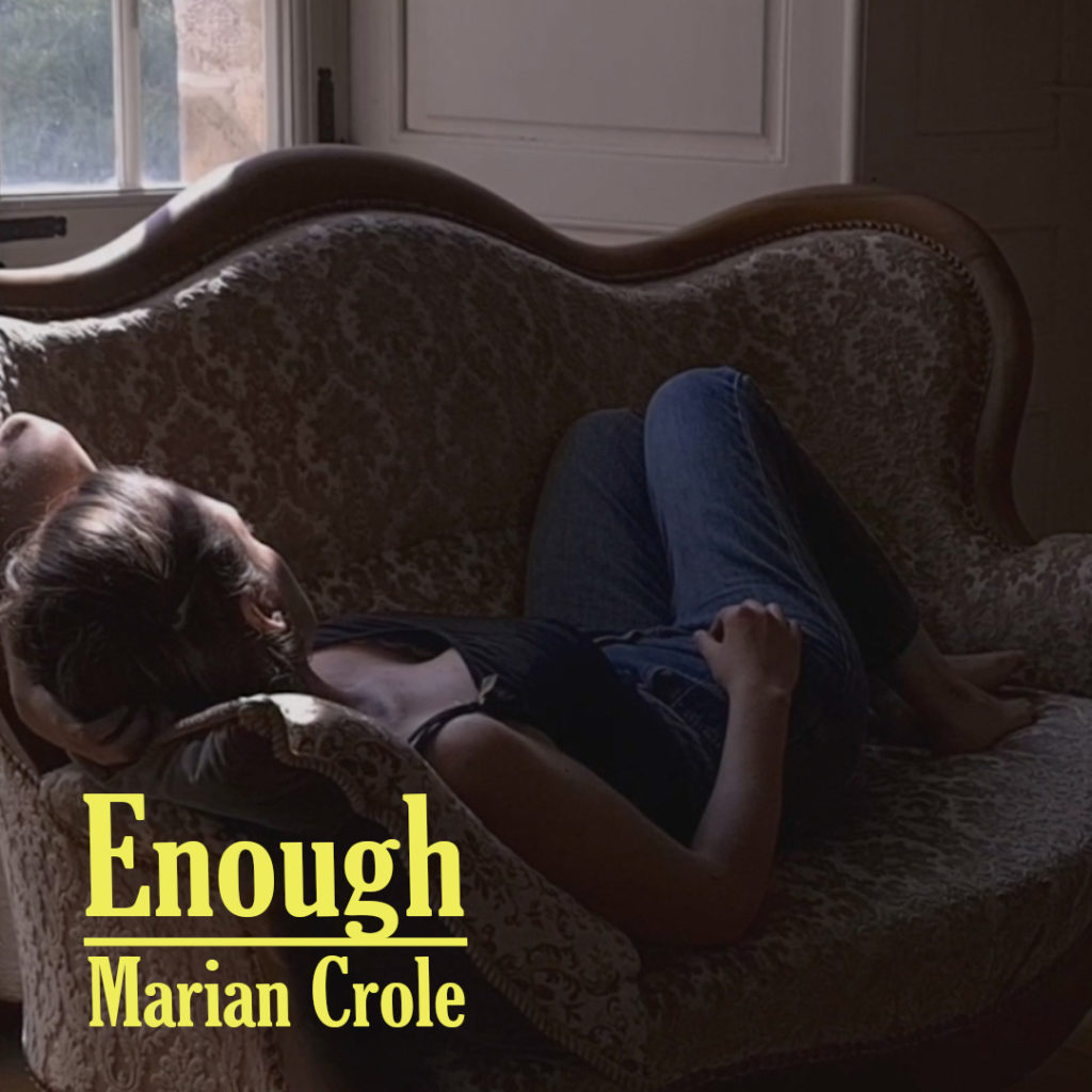 cover album enough Marian Crole